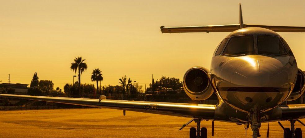 Huur je eigen vliegtuig