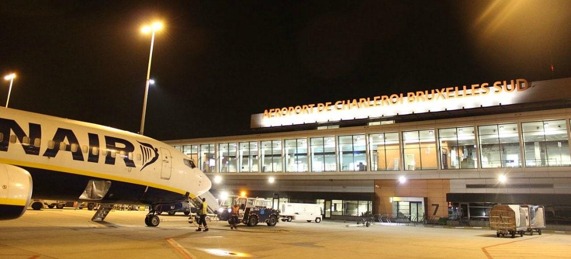Hotels en faciliteiten Charleroi Airport