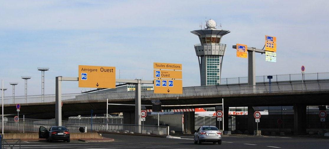 Parkeren bij Orly Airport