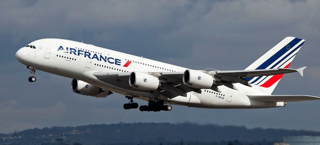 Air France Charles de Gaulle Airport