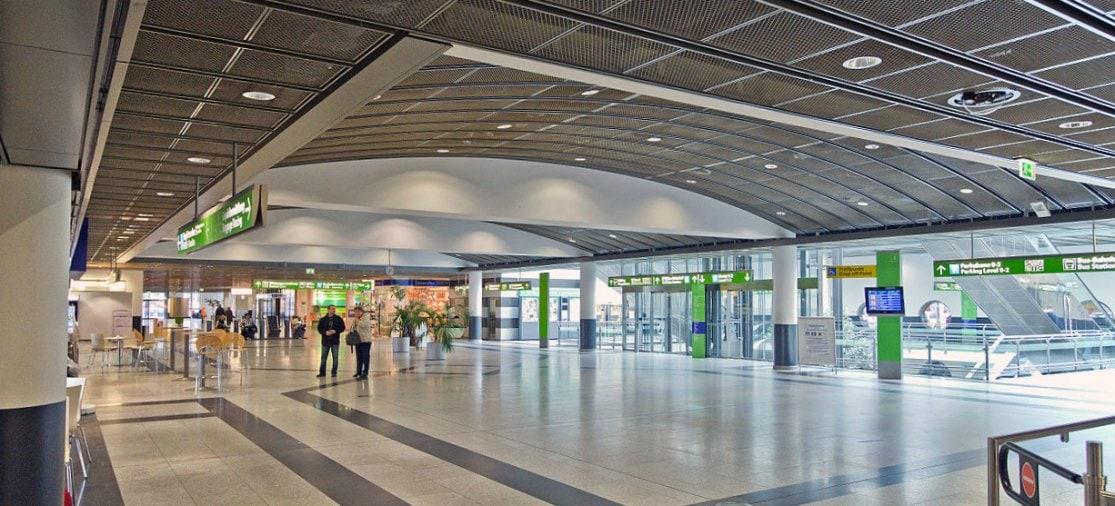 Hotels en faciliteiten op Dortmund Airport