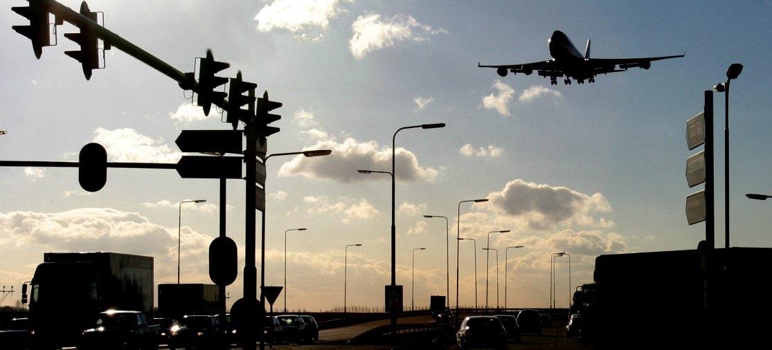 Parking Schiphol Airport