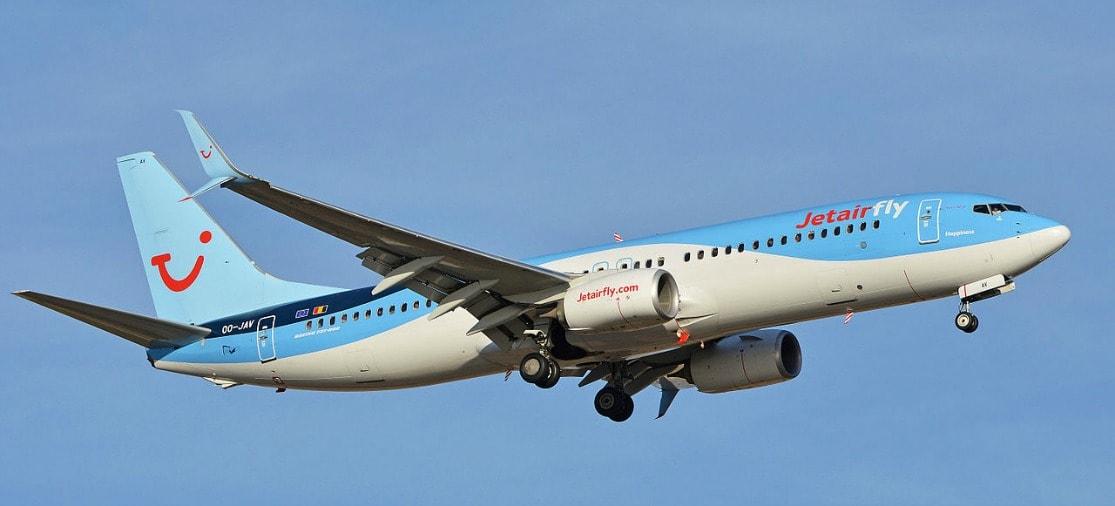 TuiFly Belgium vliegt van Oostende Airport naar diverse vakantiebestemmingen