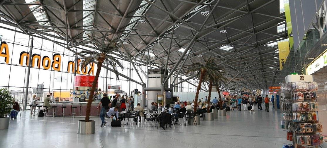 Faciliteiten en hotels Keulen-Bonn Airport