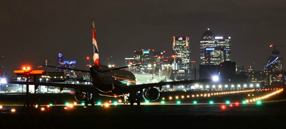 Hotels en faciliteiten bij Londen City Airport