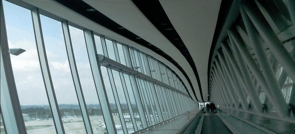 Londen Gatwick hotels en faciliteiten bij het vliegveld