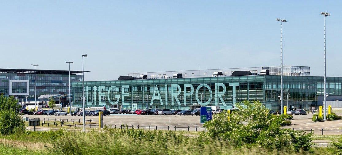 Parking Liège Airport
