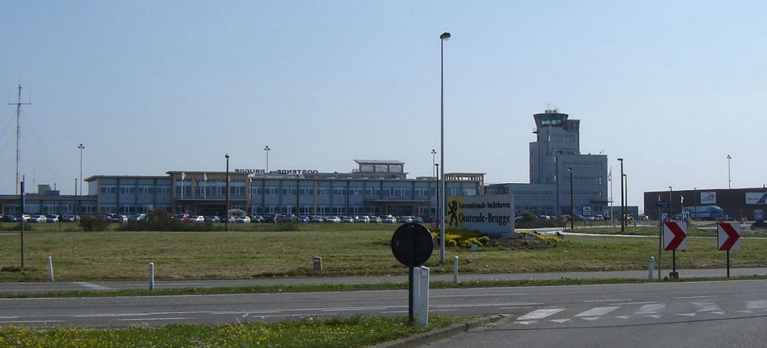 Parking Oostende Airport