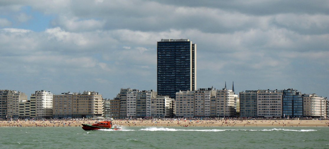 Op Oostende Airport zelf vind je geen hotels, maar je kunt wel in de badplaats Oostende overnachten