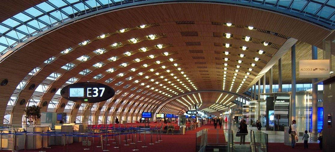 Hotels en faciliteiten op Parijs CDG Airport
