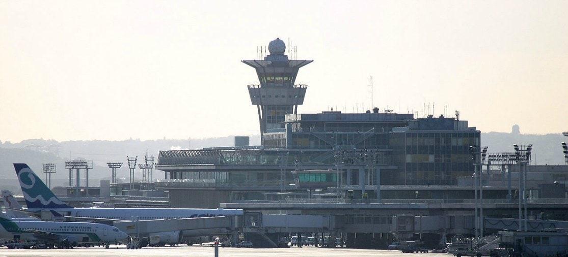 Terminal Parijs Orly Airport