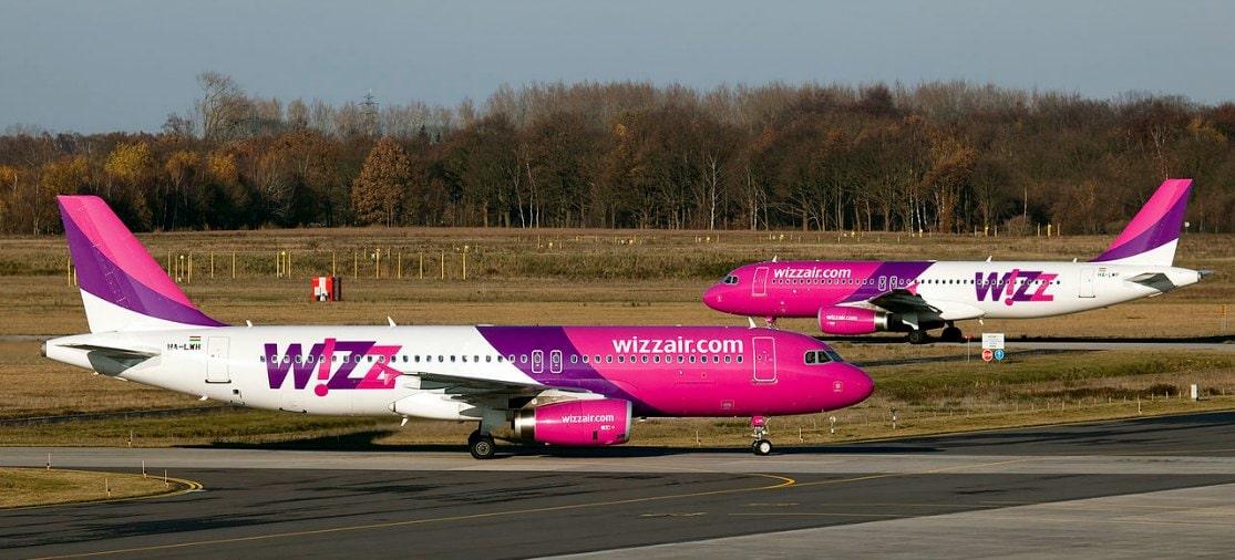 Eindhoven Airport wordt vooral gebruikt door budgetmaatschappijen als Wizzair en Ryanair