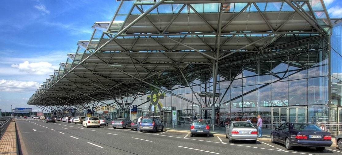 Parkeren Keulen-Bonn Vliegveld