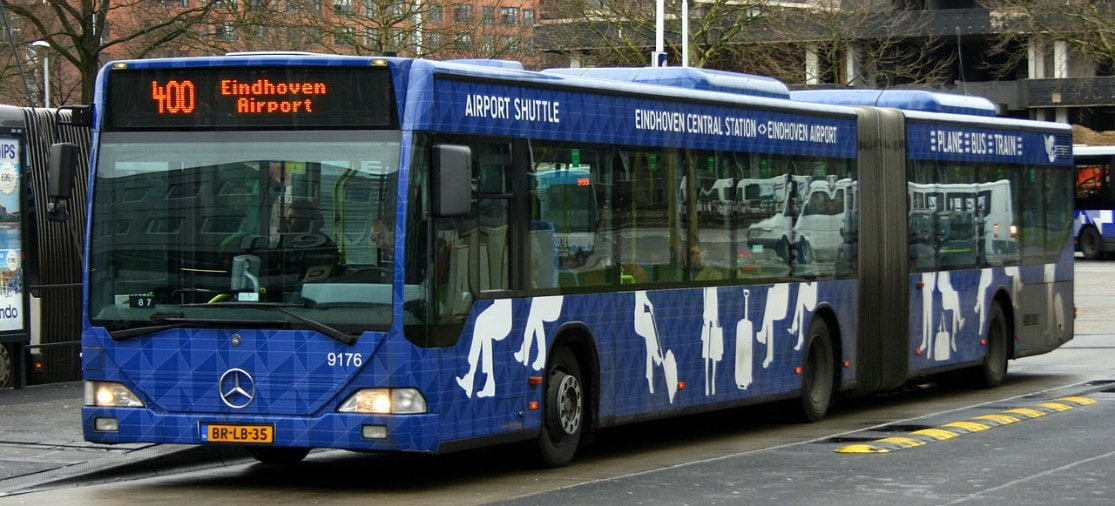 Bus Eindhoven Airport
